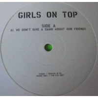 Girls on Top / Richard X - We don't give a damn about our friends