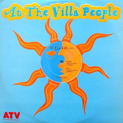 "At The Villa People - At The Villa 006 (12"")"